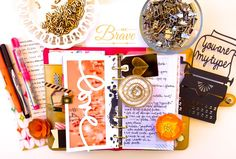 Class: Love planner page