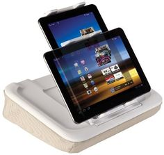 Targus Lap Lounge Apple iPad, iPad 2, iPad 3 and iPad 4th Generation, Motorola Xoom, Samsung Galaxy, BlackBerry Playbook and HP Touchpad - Beige (AWE76US) Bulk Packaging by Targus, http://www.amazon.com/dp/B00BTGSOXE/ref=cm_sw_r_pi_dp_aMEsrb1DAV631