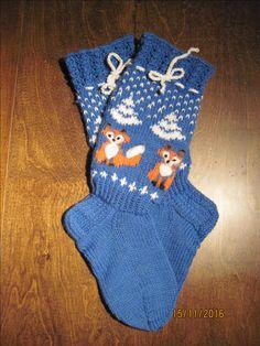 Kettu sukat Fox socks