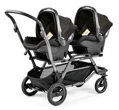 Twin-stroller-duette-piroet-2-car-seat-1