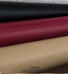PU leather fabric synthetic leather shoe lining material for shoe