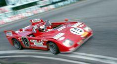 Rolf Stommelen, Autodelta Alfa Romeo 33TT3, Le Mans 24 Hours, 1972.