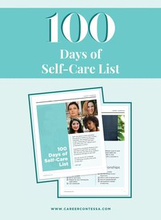 Self-care does not mean having to spend hundreds of dollars on a skin routine. We have 100 ways to practice daily self-care in practically every aspect of your life. Finding A New Job, Skin Routine, Work Life Balance, Career Development, Career Advice, Self Care, The 100, Wellness, Education