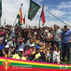 #LebaneseScouts #LSA_80th_Anniversary #Rally_2015