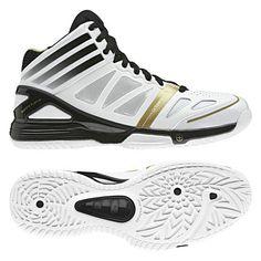 quality design 0a8e1 d2ce5 Derrick Rose shoes 2012 Adizero Bash 3 All White Metallic Gold Black