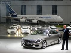 2014 Mercedes-Benz S-Class Overwhelms With Innovation