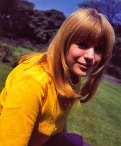 Marianne Faithfull | ca. 1965 | Photographed by Gered Mankowitz / Scanned by Faithfull Forever
