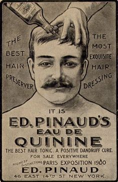 De Quinine, Pinaud Eau, Vintage Barbers, Barbers Shops, Barbers Stuff, Hair Dresses, Art Ads, Features Aftershave, Ads 1900 S