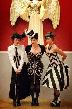 Dark Garden: Workshop: Pattern and Stripe Matching for Garment and Costume Making-LOVE ALL 3