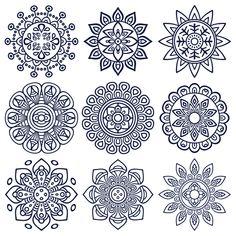 sacral chakra mandala tattoo - Google-søgning