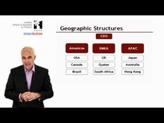 Video: LSBF Global MBA: Introduction to Organisational Structure & Design.