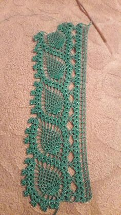 Ideas Crochet Edging Patterns Scarf Lace Shawls For 2019 Crochet Edging Patterns, Crochet Lace Edging, Crochet Borders, Filet Crochet, Irish Crochet, Crochet Shawl, Crochet Designs, Crochet Doilies, Easy Crochet