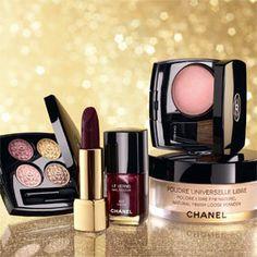 Chanel Christmas Make-Up Collection