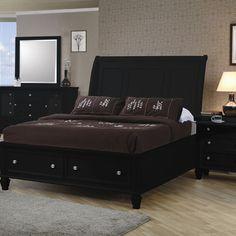 Ridgewood Panel Bed Size: Queen - http://delanico.com/beds/ridgewood-panel-bed-size-queen-588938716/