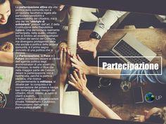 La partecipazione attiva dei cittadini
