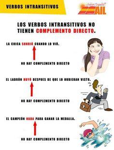 Todos usamos los verbos intransitivos cada día. ¿Pero sabéis cómo funcionan en realidad? gramática español