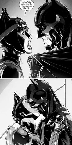 "Catwoman + Batman: ""She can be pissed off and alive"" - Injustice Gods Among Us #34"