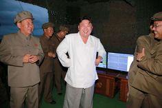 Nordkorea: Kim Jong-un lässt zwei Minister erschiessen - mit Kanone