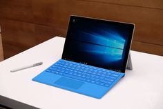 This is Microsoft's new Surface Pro 4: better in nearly every way