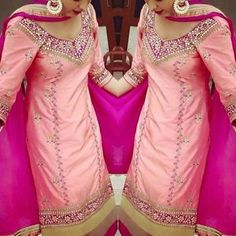 Punjabi salwar suit .. for purchase query kindly whats app…