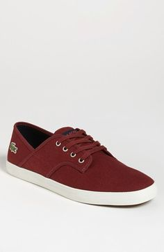 Lacoste 'Andover CLL' Sneaker (Men) available at #Nordstrom
