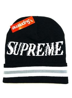 2017 Winter Hot Supreme Beanie knitted hat Supreme Hat f00a9157971c