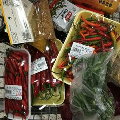 Chili hoarding day #Chilies #Food #Recipe