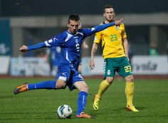 vedad ibisevic's goal leads Bosnia past lithuania into the world cup