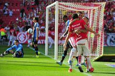 Inter 1x0 Grêmio - 22/11/15 Gol Vitinho Créditos: Carlos Macedo/Agência RBS