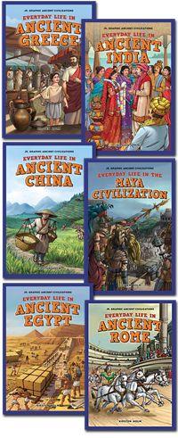 Jr. Graphic Ancient Civilizations