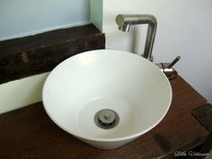 High Quality How To Make Your Own Vessel Sink With A Bowl. | My Kind Of D.I.Y! |  Pinterest | Vessel Sink, Sinks And Bowls