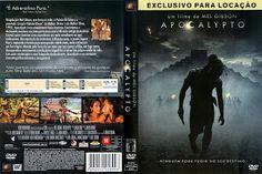 Bem Brasil Capas: Apocalypto - Capa + Label DVD Capas Dvd, Movie Covers, Dvd Blu Ray, Oscar, Movies, Brazil, Films, Cinema, Movie