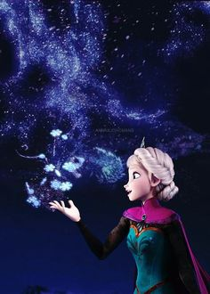 the scene that made me want to see Frozen. From this point on, I became obsessed.
