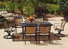 If you're thinking about sprucing up your outdoor area for al fresco dinners with friends and family in the coming months, a dining set that provides comfortable seating and ample table top surface area is essential. From bistro-style tables and chairs to more traditional wood pieces, the best dining sets will fit into your outdoor space without making it feel overcrowded.
