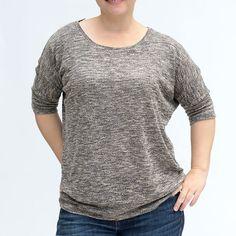 Slouchy Shirt Pattern