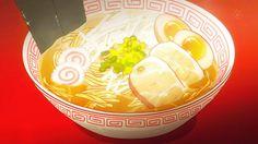 Anime Bento, Ramen Bowl, Food Illustrations, Punch Bowls, I Love Food, Japanese Food, Food Art, Yummy Food, Favorite Recipes