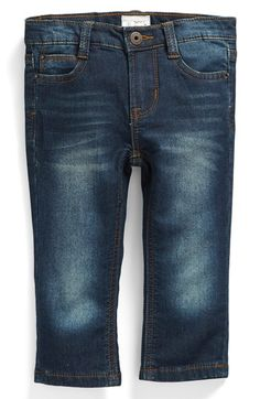 Hudson Kids 'Parker' French Terry Jeans (Baby Boys) available at #Nordstrom