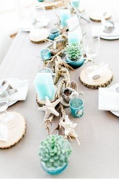 Spectacular ideas for wedding tables