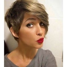 Best New Short Haircuts Braided Hairstyles For School, Teenage Hairstyles, Braided Hairstyles For Wedding, Short Hairstyles For Women, Girl Hairstyles, Braid Hairstyles, Amazing Hairstyles, Hairdos, Short Brunette Hair
