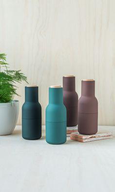 Bottle kverner fra Menu har kommet i nye, trendy farger! Du finner utvalget i din Designforevig-butikk :)