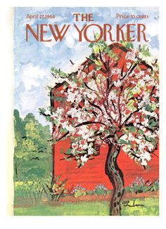 The New Yorker Cover - April 27, 1968 Giclee Print by Abe Birnbaum at Art.com