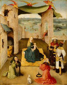 Hieronymus Bosch - Melt