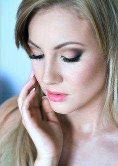 Aga :) Makeup: Edyta Rawa, Photo: Adrian Kwidzyński. www.rawaart.pl