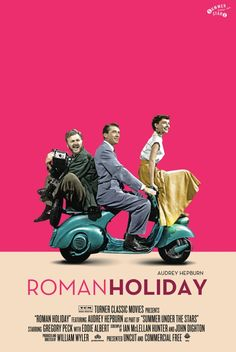 Roman Holiday (1953) by William Wyler