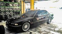 Back to classic BMW E38 728i Alpina.
