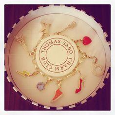 Thomas sabo charm bracelet I want charms for mine