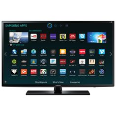 """Samsung 55"""" 1080p 120Hz LED Smart TV (UN55H6203) - Black : LED TVs - Best Buy Canada  #SetMeUpBBY - need it as we don't have one."""