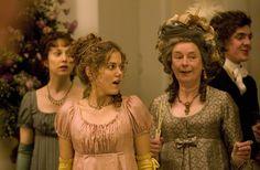 Jane Austen's Sense And Sensibility 2008 with Hattie Morahan, Charity Wakefield, Dan Stevens.