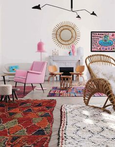 vintage berber carpets (aka, boucheroute rugs) and where to find them #design