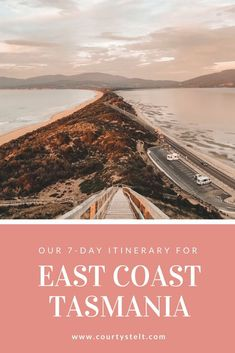 Want to check out the east coast of Tasmania but you've only got a week to work with? My east coast Tasmania itinerary has got you covered! Australia Destinations, Australia Travel Guide, Travel Alone, Asia Travel, Travel Tips, Wanderlust Travel, Port Arthur Tasmania, Tasmania Travel, Bruny Island